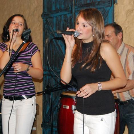 Křest CD, 16.11.2008